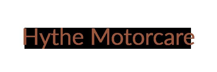 HYTHE MOTORCARE Logo