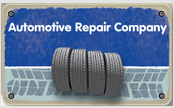 Automotive Repair Logo