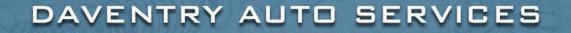 Daventry Auto Services Ltd Logo