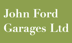 John Ford Garages Ltd Logo