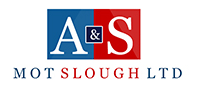 A&S MOT Slough Ltd Logo