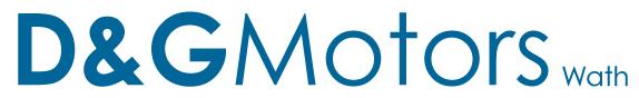 D & G MOTORS WATH LIMITED Logo
