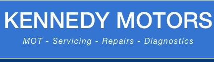 C M Kennedy Motors Logo
