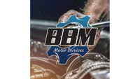B and M auto services Logo