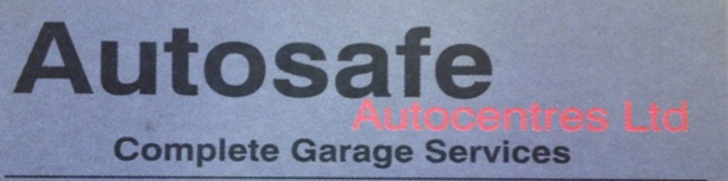 AUTOSAFE AUTOCENTRE LTD Logo