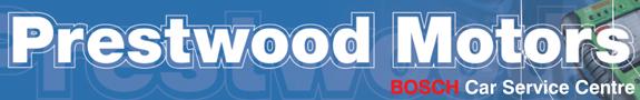 Prestwood Motors - HP16 9EB Logo