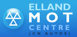 Elland MOT Centre Logo