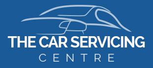 The Car Servicing Centre Logo