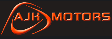 A J K Motors Logo