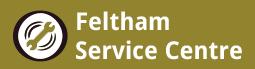 Feltham Service Centre Logo