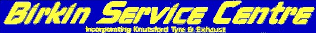 Birkin Service Centre Logo
