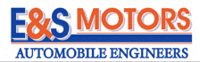 E & S Motors Limited Logo