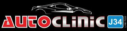 Autoclinic J34 Logo