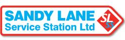 Sandy Lane Service Station Ltd Logo