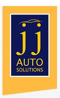 JJ AUTO SOLUTIONS Logo