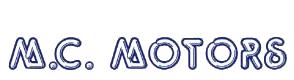 M C Motors Logo