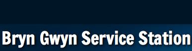 Bryngwyn Service Station Logo