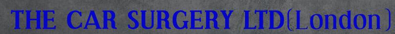 THE CAR SURGERY LTD Logo