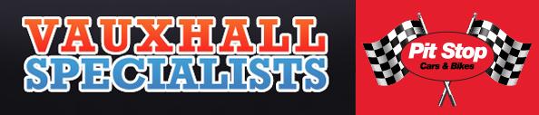AVS - VAUXHALL SPECIALIST Logo