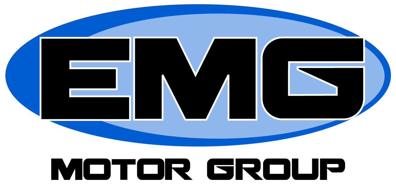 EMG Motor Group - Spalding Logo