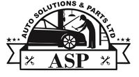 Auto Solutions & Parts Limited Logo