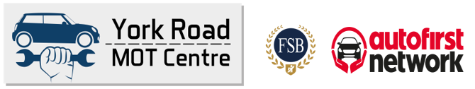 YORK ROAD MOT CENTRE Logo