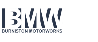 BURNISTON MOTOR WORKS Logo