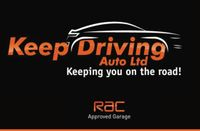 Keep Driving Auto Ltd Logo