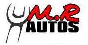M R Autos Logo