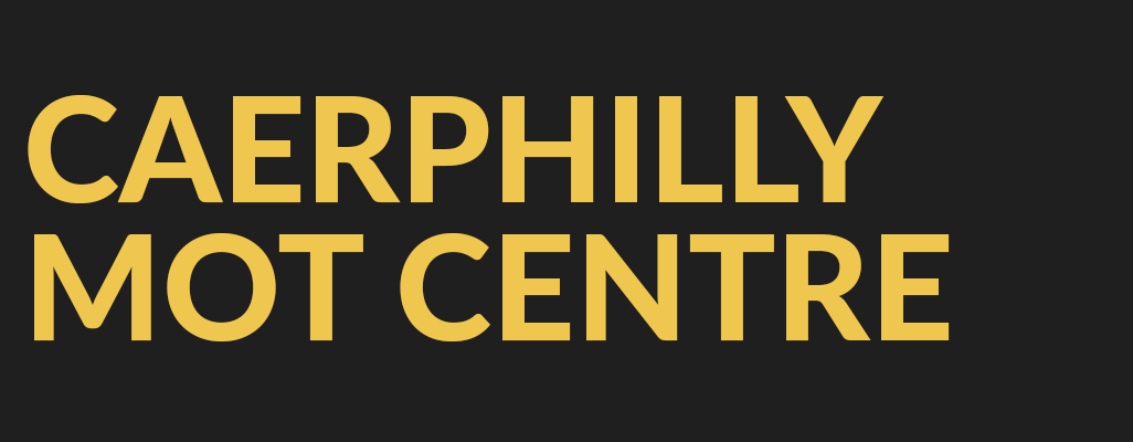CAERPHILLY MOT CENTRE - Booking Tool Logo