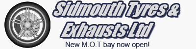 SIDMOUTH TYRES & EXHAUSTS LTD Logo