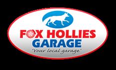 FOX HOLLIES GARAGE LIMITED Logo