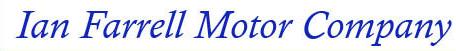 Ian Farrell Motor Company Logo