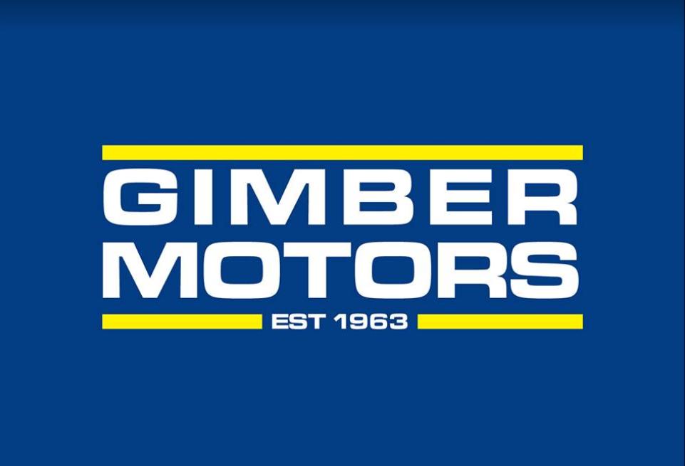 GIMBER MOTORS Logo