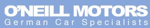 O'Neill Motors Logo