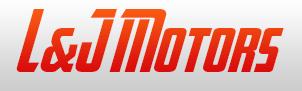 L & J Motors Logo