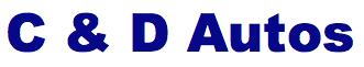 C & D Autos - Portsmouth Logo