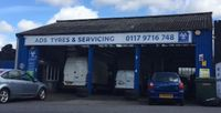 ADS TYRES & SERVICING Logo