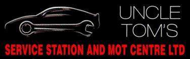 Uncle Toms Service Station & MOT Centre Ltd Logo