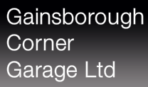 Gainsborough Corner Garage Ltd Logo