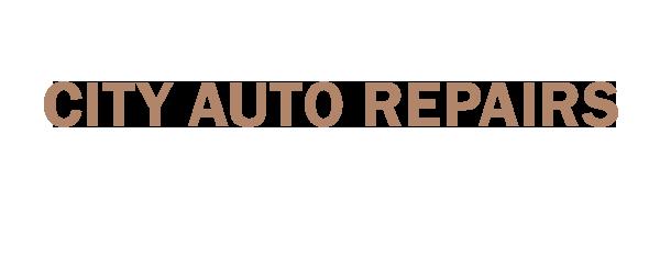 CITY AUTO REPAIRS Logo