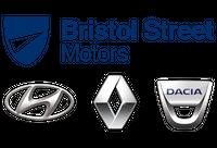 Bristol Street Motors Hyundai Mansfield Logo