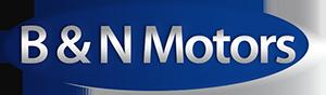 B & N MOTORS Logo
