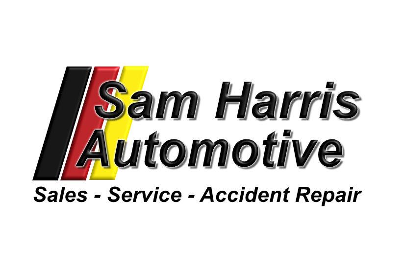 Sam Harris Automotive Logo