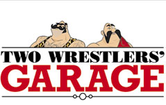 TWO WRESTLERS GARAGE LIMITED Logo