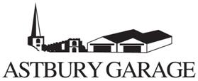 ASTBURY GARAGE Logo
