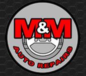 M & M Auto Repairs Ltd Logo