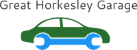 Great Horkesley Garage Logo