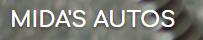 MIDA'S AUTOS Logo