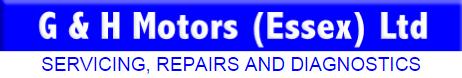 G&H Motors (Essex) Limited Logo